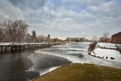 Canal Lachine Jan 31, 2016