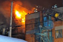 Fire on rue Ryde