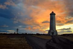 Lighthouse Akranes