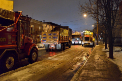 Point St.Charles Snow Removal